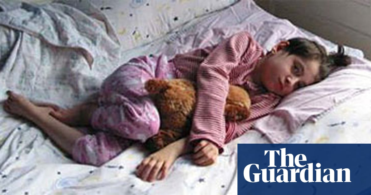 Disabled girl will remain a child all her life | World news | The