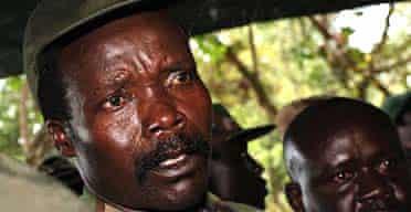 Lord's Resistance Army leader Joseph Kony