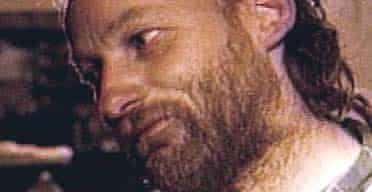 Robert Pickton, pictured at home
