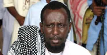 Sheikh Sharif Sheikh Ahmed, the deputy head of Somalia's Islamist movement