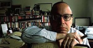 American historian Arthur M Schlesinger Jr