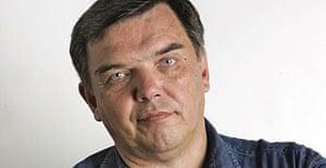 Ivan Safronov, defence correspondent for the Russian newspaper, Kommersant.
