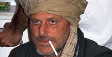 Italian journalist Daniele Mastrogiacomo, who was freed by the Taliban in exchange for the release of five militants