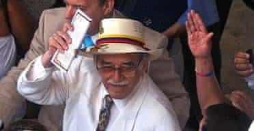 García Márquez in Cartagena