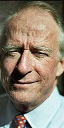 Bob Kiley, former head of London Transport