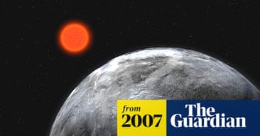 'Second Earth' found, 20 light years away