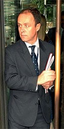 John Yates, the deputy assistant commissioner of the Metropolitan Police