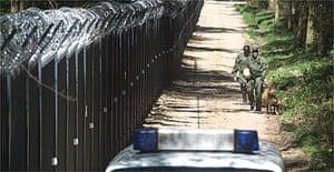 G8 fence