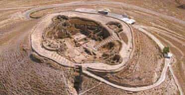 The Herodium fortress