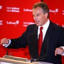 Tony Blair resignation speech