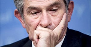 The World Bank president Paul Wolfowitz