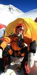 71-year-old Japanese mountain climber Katsusuke Yanagisawa