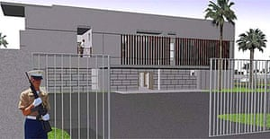 US embassy plans appear online | World news | The Guardian