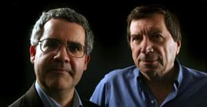 Rob Evans and David Leigh