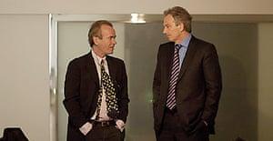 Martin Amis and Tony Blair