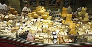 Cheese at Wholefoods