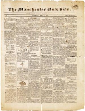 Manchester Guardian 1821