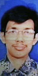 An undated photo of terror suspect Abu Dujana, alleged leader of Jemaah Islamiyah