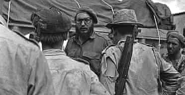 Declassified files say Robert Kennedy personally oversaw a CIA plot to kill Cuban president Fidel Castro, seen here at Bay of Pigs invasion on the south coast of Cuba, in April 1961.