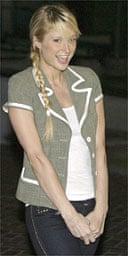 Paris Hilton leaves jail after a bizarre, three-week stay
