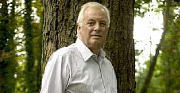 Chris Patten. Photograph: Martin Argles