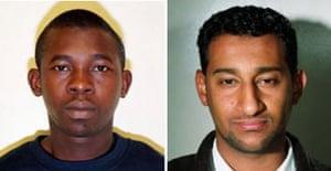 Manfo Asiedu and Adel Yahya