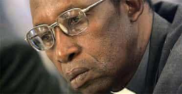Zimbabwean archbishop Pius Ncube