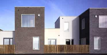 New Islington development in Manchester