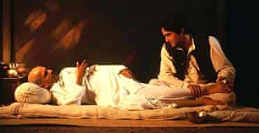 A scene from Gandhi, My Father