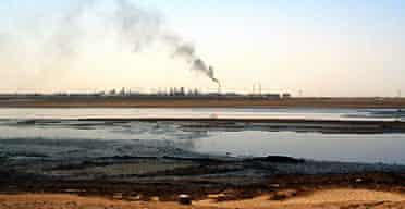 The Iraqi Pipelines company in Basra