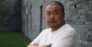 Beijing Olympics: Ai Weiwei who is involved in the design of the Olympic stadium