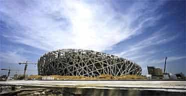Olympic stadium, Beijing