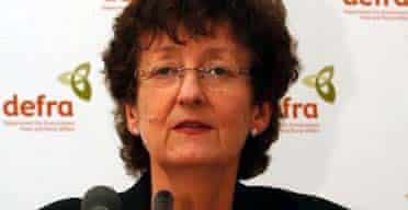 Debby Reynolds, the chief veterinary officer