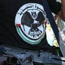Hamas militant in Gaza