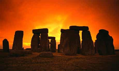 Stonehenge in Pilton Down, Wiltshire
