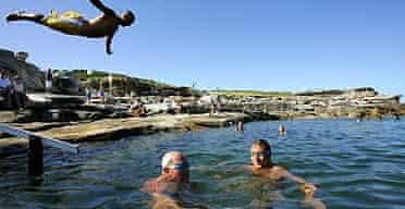 Swimming in Sydney