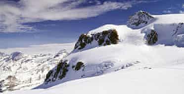 The Klein Matterhorn