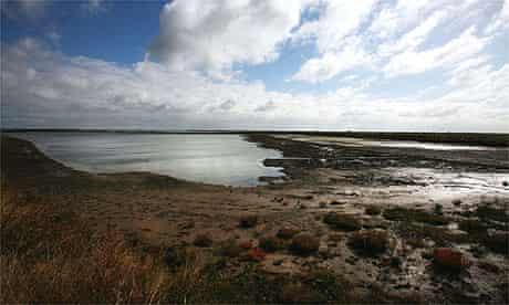 Wallasea island, Essex