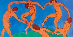 Dance (II), 1910, Henri Matisse