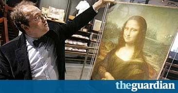 Digital scans reveal Mona Lisa secrets | World news | The ...