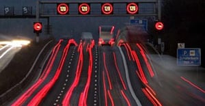 Car lobby angry at plan to limit autobahn speeds  World news