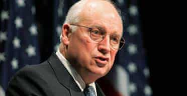 Vice President Dick Cheney speaks at the World Affairs Council.