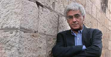 The Palestinian philosopher and intellectual Sari Nusseibeh