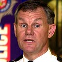 Dyfed-Powys Chief Constable Terry Grange