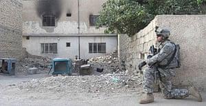 The once well-to-do Baghdad neighbourhood of al-Hadar