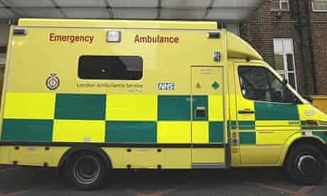 Too many ambulances are not cleaned properly to fight superbugs, says Unison