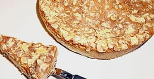 ... Flour Power City apple and almond tart | Life and style | The Guardian