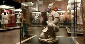 Hamburg fake terracotta warriors