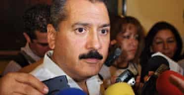 President of the Mexican Senate, Manlio Fabio Beltrones