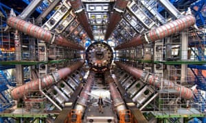 ATLAS, part of the LHC (Large Hadron Collider)